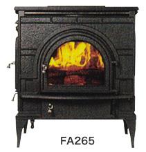 フェデラルコンベクションヒーターFA265の詳細ページへ